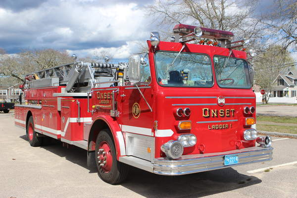 Used Trucks For Sale In Ma >> 43-year-old fire truck is on its last leg in Onset - By ...